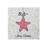 Merry Christmas Lunch Napkins