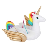 Inflatable Unicorn Family Drink Holder