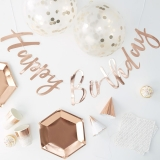 Party in a Box Rose Gold
