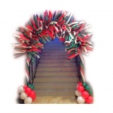 National Day Arch Model-1 2m x 2m