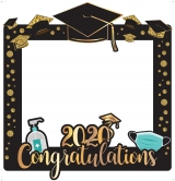 Graduation 2020 Frame Large Size