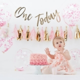 First Birthday Cake Smash Kit For Girl
