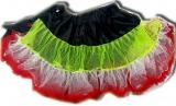 Kuwait Flag Designer Skirt