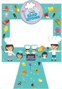 Kitchen Theme Frame x-Large Size