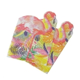 Flamingo Shaped Paper Napkins