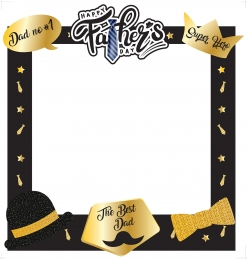 Father's Day  Frame Medium Size
