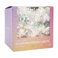 Elegant Pom Pom String Lights
